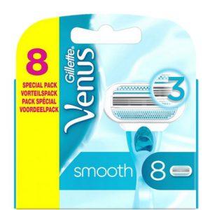 Gillette Venus smooth 8 mesjes 7702018365067
