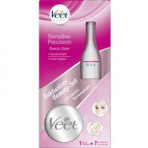 Veet beauty styler sensitive precision met gratis spiegeltje 4002448113904