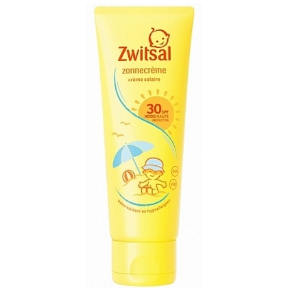 Zwitsal zonnecrème factor 30 8717163739624