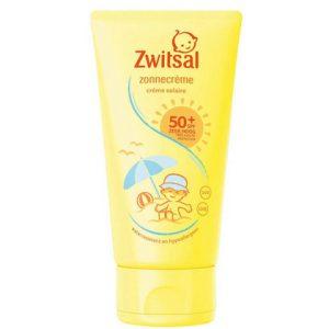 Zwitsal zonnecrème factor 50 8717163739594