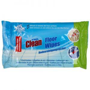 At home Clean hygienische doekjes vloer - 8719874199575