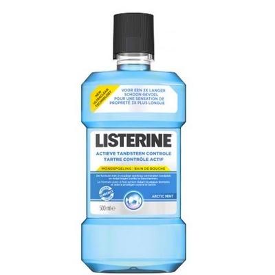 Listerine mondwater arctic mint 500 ml 8710145359902