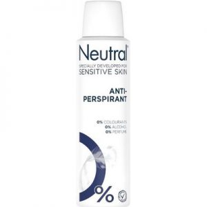 Neutral deospray sensitive skin 0 % 8710447439630
