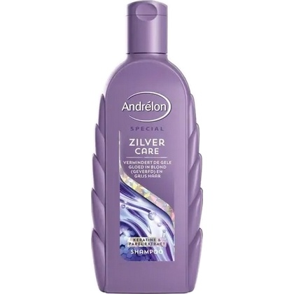 Andrelon Shampoo Zilver Care 300 ml 8714100492178