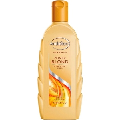 Andrelon Shampoo Zomer Blond 300 ml 8710447321812