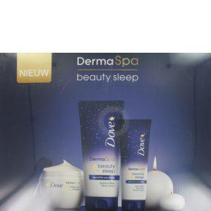Dove Geschenk DermaSpa Beauty Sleep 8710522548721