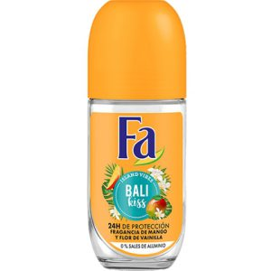 Fa Deo Roll on Bali Kiss 50 ml 8410436318822