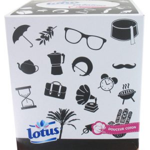 Lotus Tissues Creation 80 stuks 6192000584209