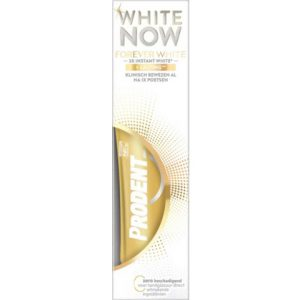 Prodent Tandpasta White Now Forever White 75 ml 8717163769645