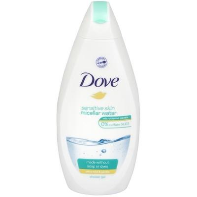 Dove Douchegel sensitive skin micellar water 500ml 8710447352304