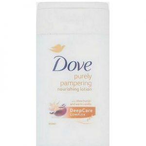 Dove mini bodylotion purely pampering 50 ml 8711700966795
