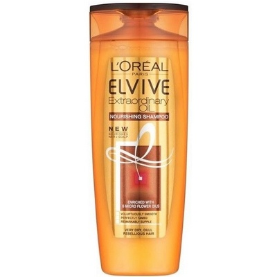Elvive Shampoo Extraordinary Oil 250 ml 3600522448877