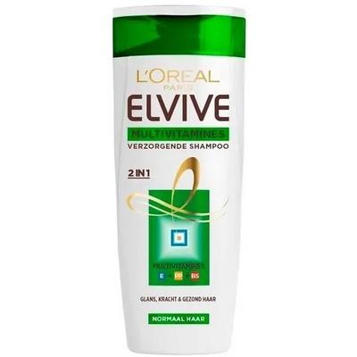 Elvive Shampoo Multivitamines 2 in 1 250 ml 3600523633258