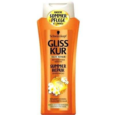 Gliss Kur Shampoo Summer Repair 250ml - 4015100198485