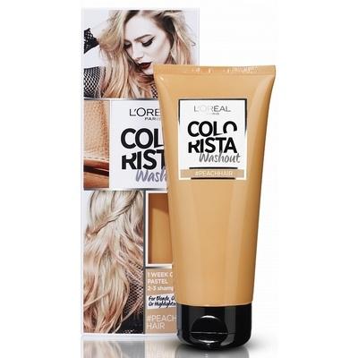 L'Oreal Colorista washout peach hair 80ml 3600523385959