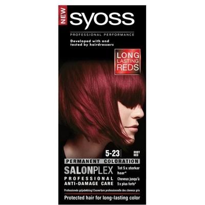 Syoss Haarverf 5-23 Ruby Red 5410091735432