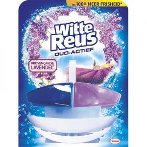Witte Reus Duo Toiletblok provencaalse Lavendel 5410091726713