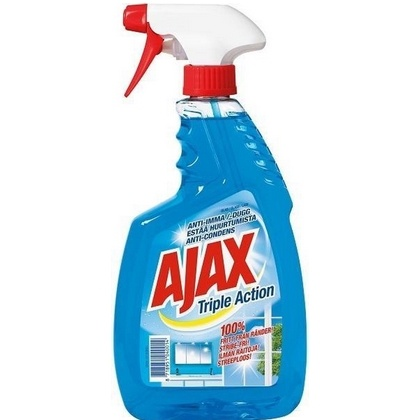 Ajax Allesreiniger Triple Action 750ml 8718951040014
