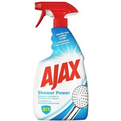 Ajax Badkamerspray Shower Power 750ml 8714789229980