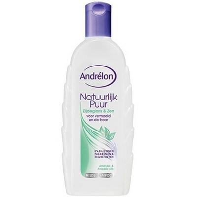 Andrelon Shampoo Intense Zijdeglans & Zen 300ml 8712561068673