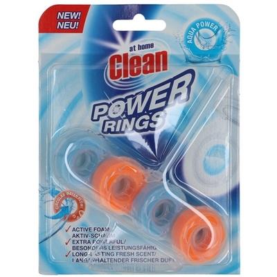 At Home Clean Toiletblok Power Rings Aqua Power 8720143121401