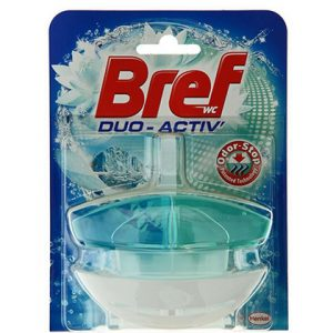 Bref Toiletblok Duo Active 50ml 5410091738044