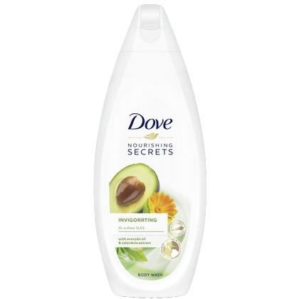 Dove Douchegel Invigorating Avocado 225ml 8710847933288