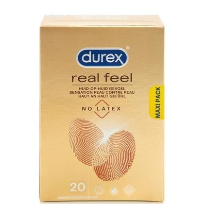 Durex Condooms Real Feel 20 stuks 5410036305478