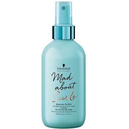 Mad About Curls Haarspray Quencher Oil Milk 200 ml 4045787394979