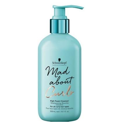 Mad About Curls Shampoo High Foam Cleanser 300 ml 4045787394801