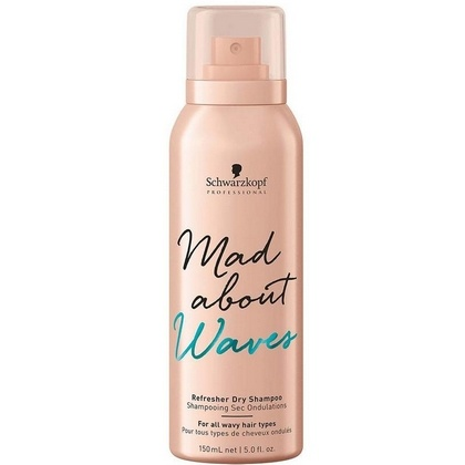 Mad About Waves Droogshampoo Refresher 150 ml 4045787394764