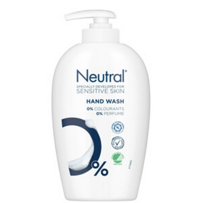 Neutral Handzeep Sensitive Skin 250 ml 8710908412691