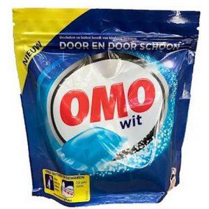 Omo Wasmiddel Capsules Wit 12 stuks 8714100175934