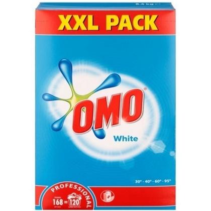 Omo Waspoeder Professional Wit 8,4 kg 120 scoops 7615400765652