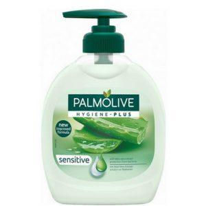 Palmolive Handzeep - Pompje Hygiene Plus Sensitive 300 ml 8718951185845
