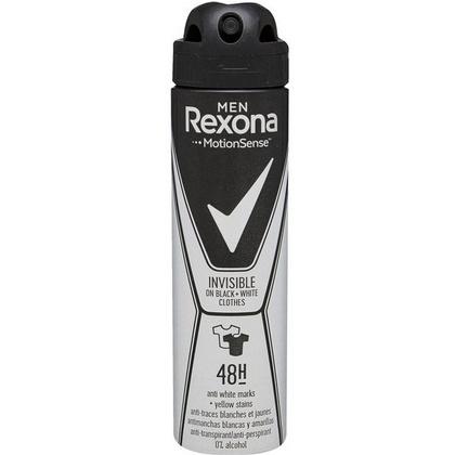 Rexona Deospray Invisible Black & White 8710447493922