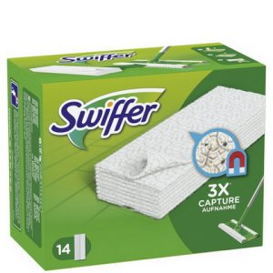 Swiffer - stofdoekjes voor vloer 14st 8001841377179