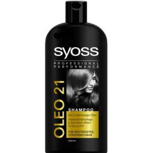 Syoss Shampoo Oleo 21 500ml 4015100211115