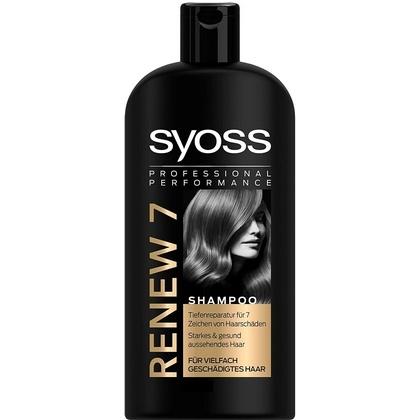 Syoss Shampoo Renew 7 400ml 4015100213157