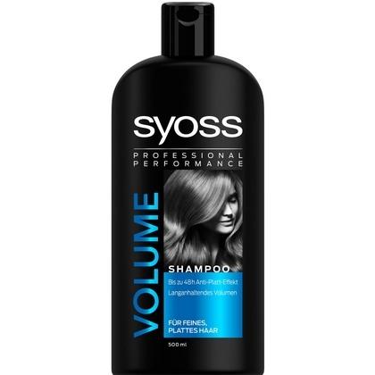 Syoss Shampoo Volume 400ml 4015100213140