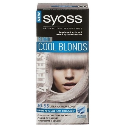 Syoss Haarverf 10-55 Cool Blonds 5410091734879