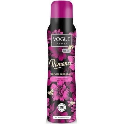 Vogue Deospray Romance Parfum 150ml 8714319222399