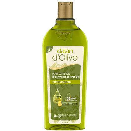 Dalan Showergel Olijfolie 400 ml