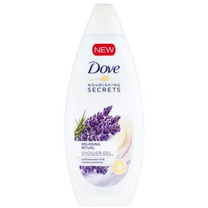 Dove Douchegel Relaxing Ritual Lavendel 250 ml 8710908882012