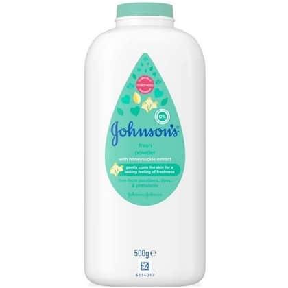 Johnson's Baby Poeder Fresh Powder 500 gram 3574661463438