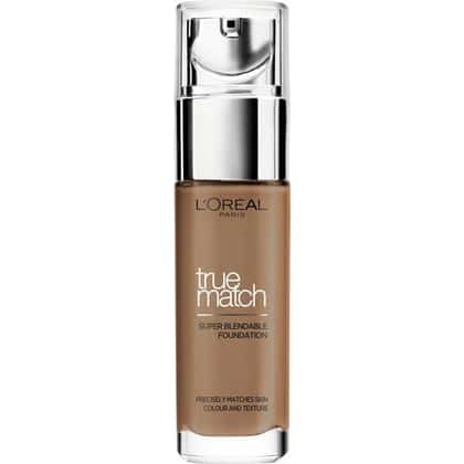 L'Oreal Foundation Perfect Match 8R/8C Nut Brown 30 ml 3600523646074