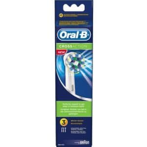 Oral-B Opzetborstels Cross Action 3 stuks 5060