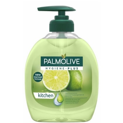 Palmolive Handzeep Pompje Hygiene Plus Kitchen 300 ml 8718951185883