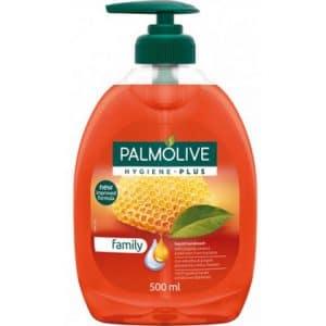 Palmolive handzeep pompje hygiene plus 500ml 8003520033673