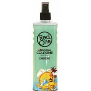 RedOne Natural Cologne Caribbean 400 ml 8697926016110